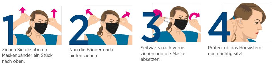 Anleitung Maske